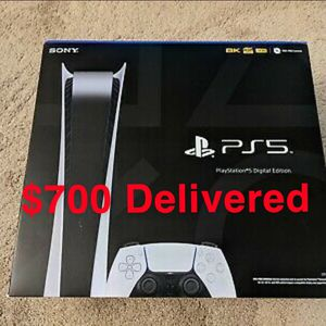 PS5 Digital Brand New Delivery for Sale in Long Beach, CA