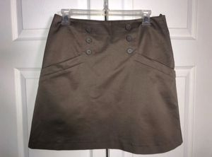 Medium brown skirt for Sale in Rutherford, NJ