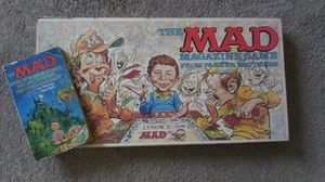 Lot of 2: MAD MAGAZINE, Board Game & Book for Sale in Toms River, NJ