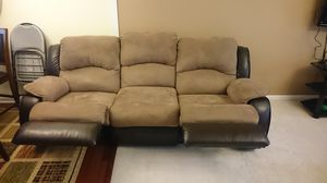 Two Sofas and One Dining Table w/ 4 chairs for Sale in Dearborn, MI