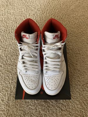 Air Jordan 1 red metallic for Sale in Lakewood, CA