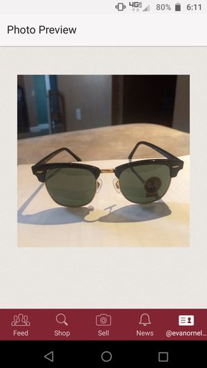 Ray-Ban Clubmaster for Sale in El Paso, TX
