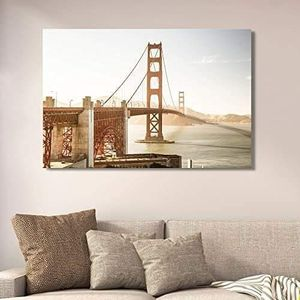 ((FREE SHIPPING)) golden gate bridge - giclee print gallery wrap modern home decor Painting like print for Sale in San Francisco, CA
