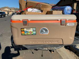 Igloo STX 120q cooler- unused for Sale in Lake Elsinore, CA