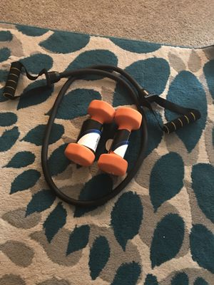 Workout equipment for Sale in Aloma, FL