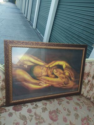 Big beautiful picture for Sale in Snellville, GA