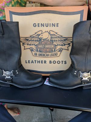 Harley Davidson Boots for Sale in Rancho Cucamonga, CA