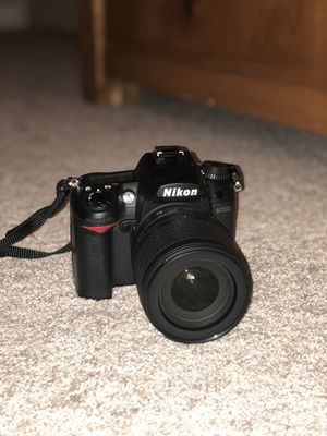 Nikon D7000 perfect condition! for Sale in Houston, TX