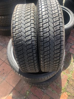 Trailer Tires 175/80/13 for Sale in Saint Petersburg, FL