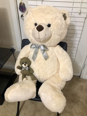Toy - big teddy bear for Sale in Plano, TX