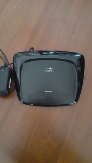Cisco Linksys Wireless-G Broadband Router for Sale in Spring, TX