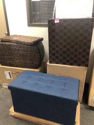 Organizadores nuevos con caja for Sale in Phoenix, AZ