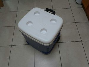 Igloo brand Roller Cooler + Playground Brand Cooler for Sale in Philadelphia, PA