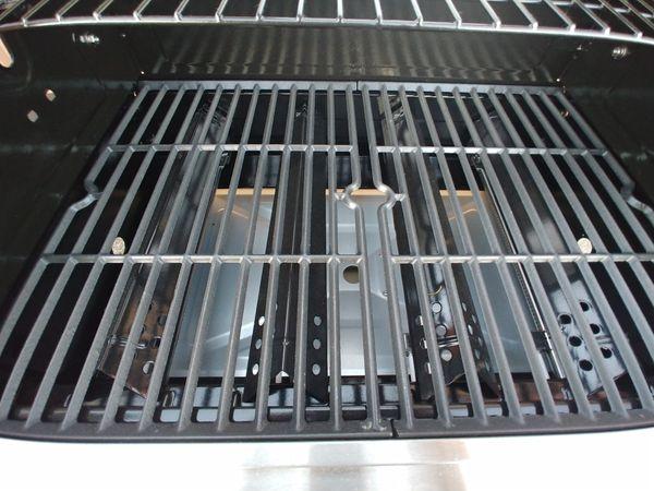 Fire king 4 burner gas grill brand new