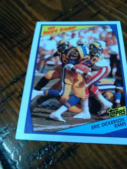 1884 Eric Dickerson Topps for Sale in Philadelphia,  PA