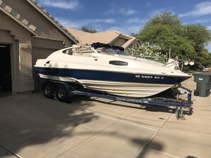 1997 Regal Cuddy Cabin Boat 21 ft for Sale in Scottsdale, AZ