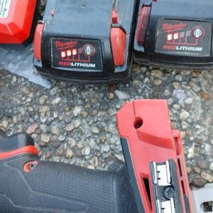 Milwaukee Brushless (M18) Hammer Drill Plus Extra Accessories for Sale in Washington, DC