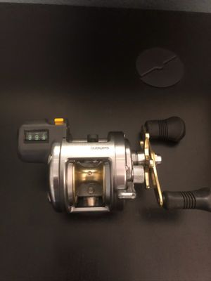 Shimano Tekota 300LC Fishing Reel for Sale in Los Angeles, CA
