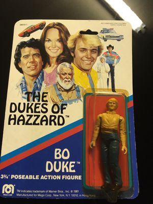 Vintage MEGO Dukes of Hazzard Action Figures Toys for Sale in El Paso, TX