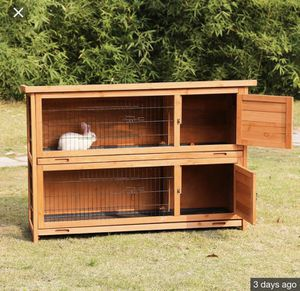 Rabbit cage for Sale, used for sale  Queens, NY