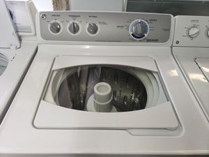 Great working Newer super capacity Ge washer for Sale in Vancouver, WA