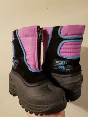 Snow boots size 9 like new. Kids for Sale in Santa Ana, CA