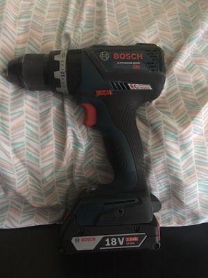 Bosch 18 V drill for Sale in Rockford, IL