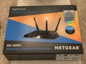 Netgear Nighthawk Router & Modem for Sale in Miami, FL