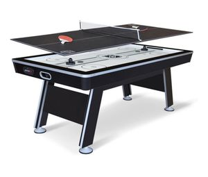 """EastPoint Sports 80"""" NHL Air Powered Hover Hockey Table with Table Tennis Top for Sale in Austin, TX"""