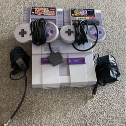 Super Nintendo Classic With Games. for Sale in Vancouver,  WA