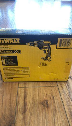 Dewalt DCF520B brushless drywall screwgun for Sale in Santa Clara, CA