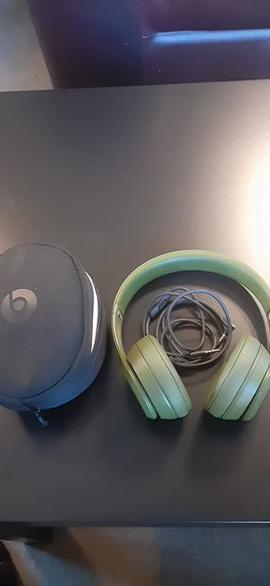 Solo Beats 3 Wireless Headphones with Carrying case for Sale in Provo, UT