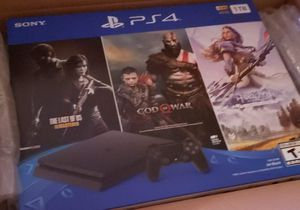 """Ps4 pro brand new still in box""""perfect Christmas gift"""" 😉🤫💥 for Sale in Tallahassee, FL"""