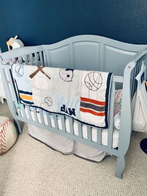 Crib Set for Sale in Chesapeake, VA