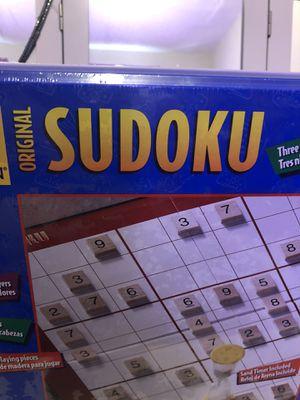 NIB Original Sudoku for Sale in Philadelphia, PA
