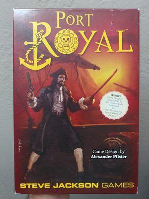 Port Royal Board Game for Sale in Orange, CA