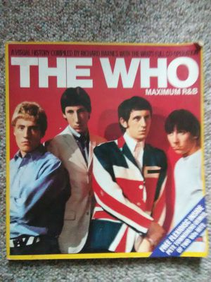 The Who publication for Sale in New Orleans, LA