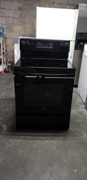 Stove G/E black for Sale in Orlando, FL