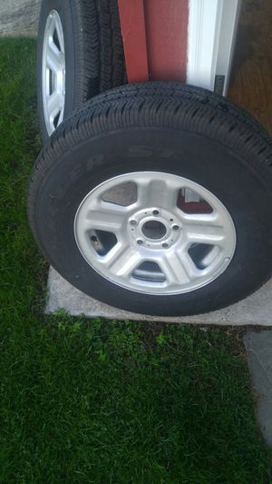 JEEP. WRANGLER. Wheels&TIRES for Sale in Levittown, PA