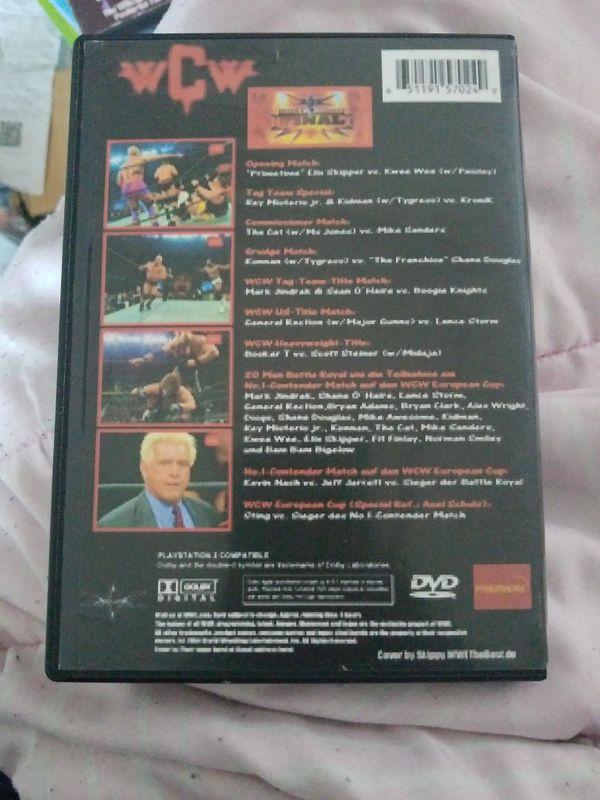 Wcw Millennium Final Dvd