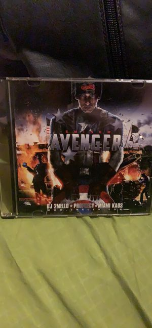 Eminem Avenger Album for Sale in Jersey Shore, PA