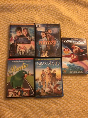 Family Friendly Movie DVDs for Sale in Washington, DC