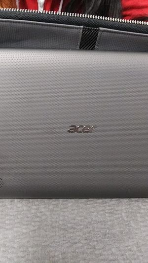 Tablet with case acer for Sale in Phoenix, AZ