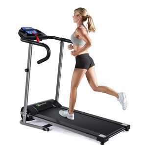 Folding Treadmill Electric Support Motorized Power Running Fitness Machine for Sale in Henderson, NV