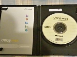 MICROSOFT limited, Authentic, Pristine: MAC Edition 2004 for Sale in Edgewood, WA