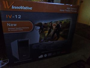 Innovative high definition home theater package for Sale in Las Vegas, NV