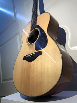 Acoustic Yamaha Guitar for Sale in Rancho Cucamonga, CA