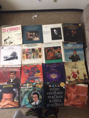 Classic records Beethoven, Mozart and more for Sale in St. Louis, MO