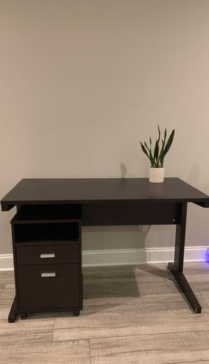 Office/computer desk with filing cabinet for Sale in Fort Walton Beach, FL