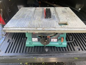 MAKITA table saw for Sale in Emerson, NJ